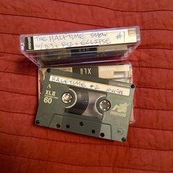 The Halftime Show w/DJ Riz & DJ Eclipse 89.1 WNYU October 21, 1998