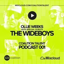 Coalition Talent Podcast 001 Wideboys Guest Mix