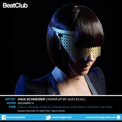 BeatClub - Anja Schneider Guestmix (Hr. 2) - December 2013 Episode