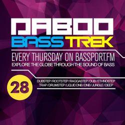 BASS TREK E28 with DJ Daboo on bassport.FM