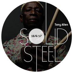 Solid Steel Radio Show 16/6/2017 Hour 1 - Tony Allen
