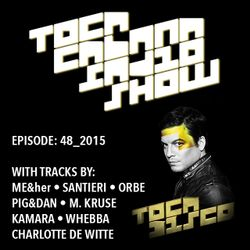 TOCACABANA RADIO SHOW 48_2015