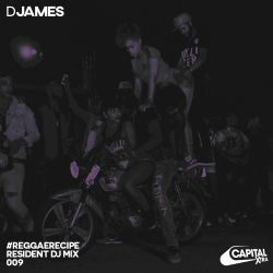 DJames - RRR Mix 009 (Capital XTRA)