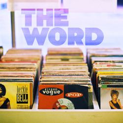 The Word on FM Brussel: 7th March 2016 (Vinyl-Only)