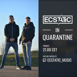 Ecstatic in Quarantine (2020-04-03)