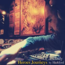 """""""Heroes Journeys"""" Exclusive Guest Session by Andy Hickford (Downtown Science)"""