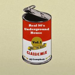 Real 90's Underground House