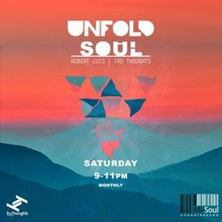Unfold Soul with Robert Luis // September 2018