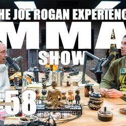 JRE MMA Show #58 with Brendan Schaub