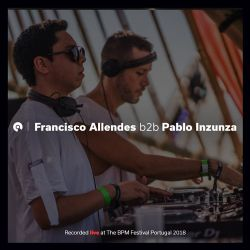 Francisco Allendes b2b Pablo Inzunza @ The BPM Festival Portugal 2018 (BE-AT.TV)