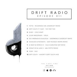Drift Radio - Episode 011