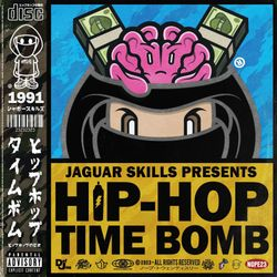 JAGUAR SKILLS HIP-HOP TIME BOMB: 1991
