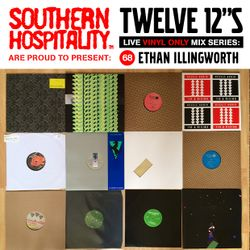 Twelve 12's Live Vinyl Mix: 68 - Ethan Illingworth