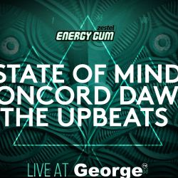 State of Mind b2b The Upbeats b2b Concord Dawn @ George FM 96.6FM - Auckland (19.05.2017)
