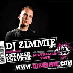 DJ Zimmie X Sneaker Freaker - 2011 Australian Tour Mix