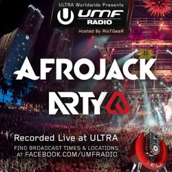 UMF Radio 269 - Afrojack & Arty (Live from Ultra Miami/Europe)