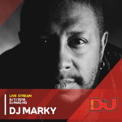 DJ Marky Live from DJ Mag HQ 8/7/2016