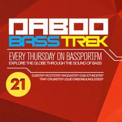 BASS TREK E21 with DJ Daboo on bassport.FM