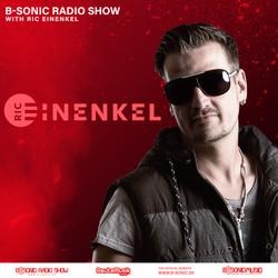 B-SONIC RADIO SHOW #299 by Ric Einenkel (Stereoact)
