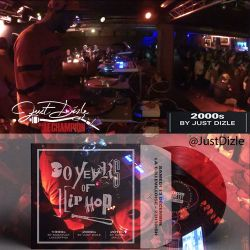 @JustDizle- 2000s Live DJ Set From 30 Years Of Hip-Hop by Free Your Funk