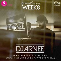 #MixMondays 24/2/14 (WEEK8) *BBC ASIAN NETWORK GUEST MIX* @DJARVEE