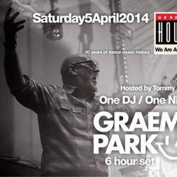 This Is Graeme Park: One DJ One Night Three Decades Birmingham Promo Live DJ Mix 31MAR14