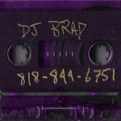 DJ Brad - Bass Trip Gaia (side.b) 1994