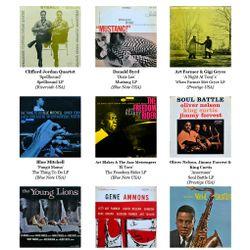 Hard Bop & Soul Jazz pt. IV (February 2014)