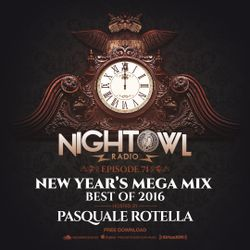 Night Owl Radio 071 ft. New Year's Special—Best of 2016 Mega-Mix