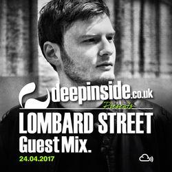 LOMBARD STREET is on DEEPINSIDE #02