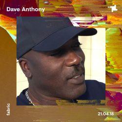 Dave Anthony fabric x Kemet Soul Promo Mix