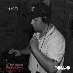 N.K.D - This Is Techno Live - May