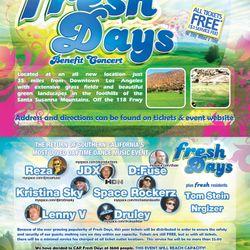 Kristina Sky Live @ Fresh Days [10-10-10]