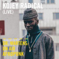 Kojey Radical (Live) | Dr. Martens On Air: Afropunk
