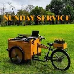 "SUNDAY SERVICE "" SUNDAY IN THE PARK """