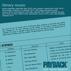 PAYBACK Vol 42 February 2006