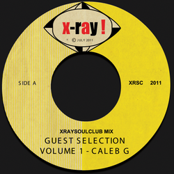 GUEST SELECTION VOLUME 1 - CALEB G