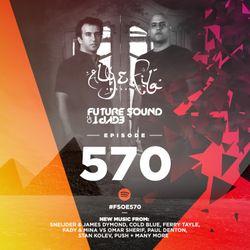 Future Sound of Egypt 570 with Aly & fila