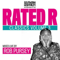 Rated R Classics Vol.3 - Mixed Live By Rob Pursey