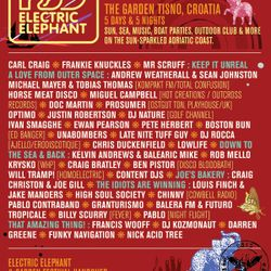 Ben Pistor - Good Morning Electric Elephant