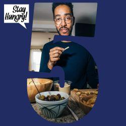 Stay Hungry #5 (INCL: Oddisee, KING, ATCQ, Homeboy Sandman, Shafiq Husayn, Elzhi & more)