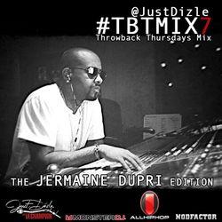 @JustDizle - Throwback Thursdays Mix #7 [The @Jermaine Dupri Edition] #TBT #TBTMIX