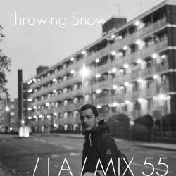 IA MIX 55 Throwing Snow