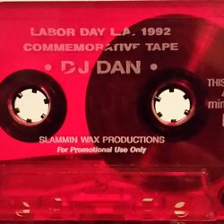 DJ Dan - Exxxcellent Grooves (Labor Day L.A. '92) side.b