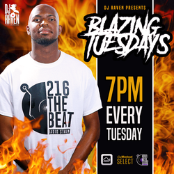 Blazing Tuesday 250