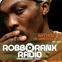 DANCEHALL 360 SHOW - (09/04/15) ROBBO RANX
