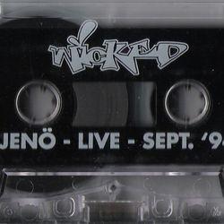 Jeno Live @ Wicked (Sep.94) side.b