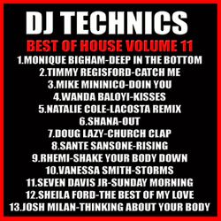 DJ Technics Best Of House 11