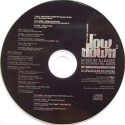 Knowledge Mag 22 cover CD - DJ Dazee & MC Jakes
