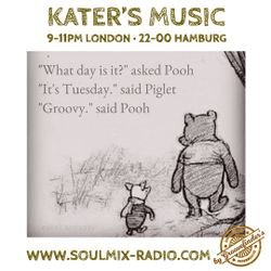 Kater's Music on SMR | 15 January 2019 - Soulful House Classics